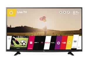 LG 43UF640V Review