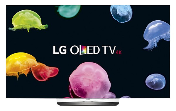 picture of the LG OLED55B6V OLED HDR 4K TV